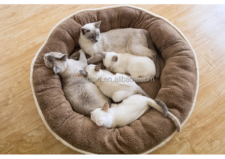 oversized bed huge cave double vage pet products bed accessories cat sofa