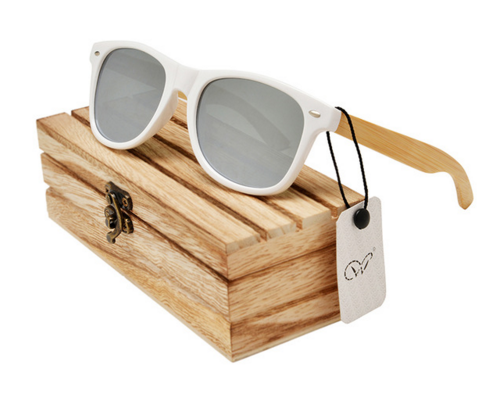 Round Frame sunglasses Wooden Sunglasses Woman Justin wood Round Frame Sunglasses
