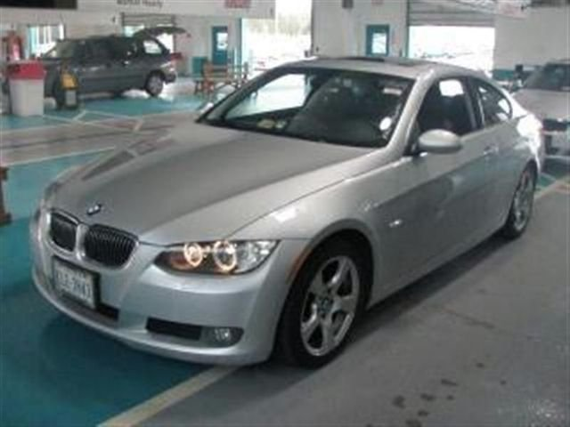 2007 BMW 3 Series COUPE PREMIUM HEATED SEATS
