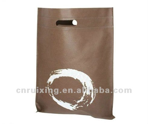 eco promotional cheap logo shopping bags