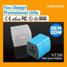 OEM&ODM products promotional gifts for doctors,promotional items u.a.e travel adapter