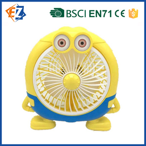 Cute and Cheap Electric Small Table Top Fans for Wholesale