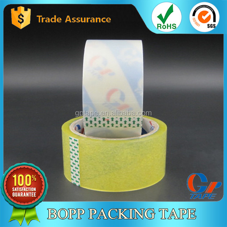 Alibaba Hot Sale Packing Product Bopp Adhesvie Aluminum Flashing Butyl Tape