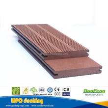 wood plastic composite decking floor 2016