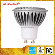 high lumen 5W 7W cob led spotlight bulb dimmable CE ROHS aluminium mr16 gu10 led bulb, led spot light, led spot light gu10