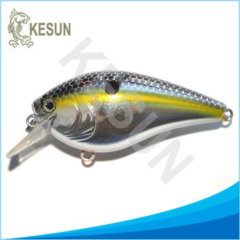 Manufacturer wholesale flat sided square bill crankbaits for Wholesale fishing tackle suppliers and manufacturers