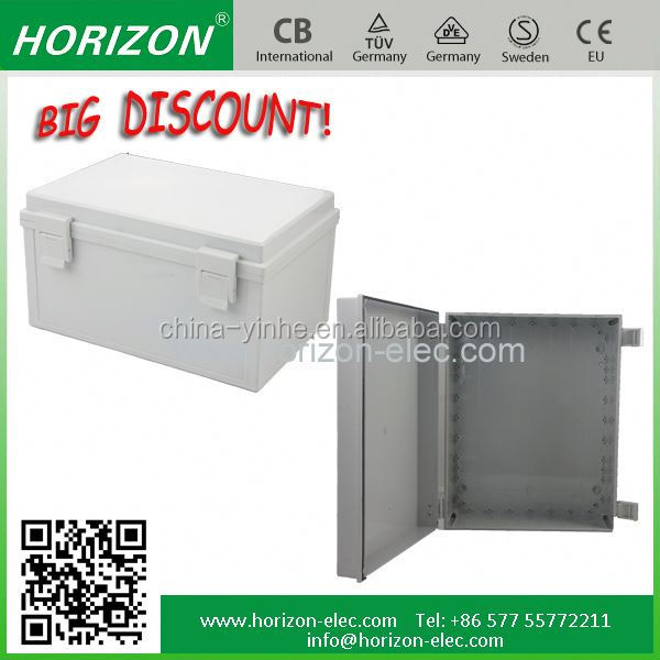 China supplier ip65 waterproof outdoor cable enclosure distribution 3 phase junction box