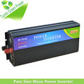 Pure Sine Wave Inverter 1500W Adjustable Charger sine wave hybrid solar inverter 1500w