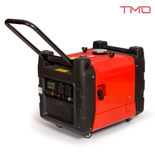 2018 New Design Silent Petrol 3000w Small Electric Generator for Sale