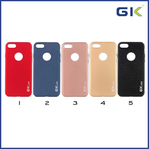 [GGIT] Hot Selling Plush Paint Ultra-thin PC Cover For IPhone 6 Cell Phone Case