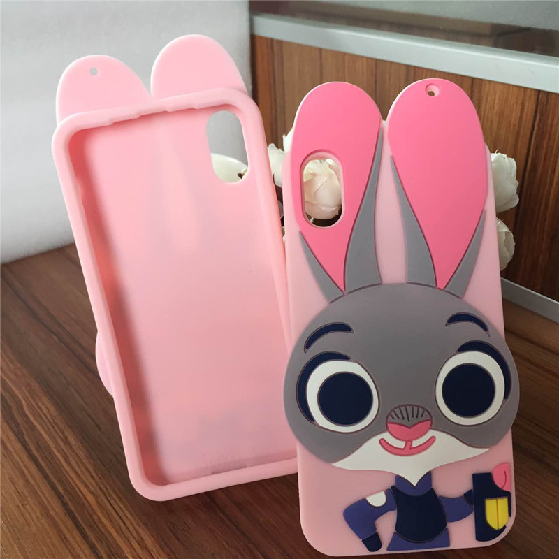 Custom rubber mobile case silicone cell phone cover for Iphone 8