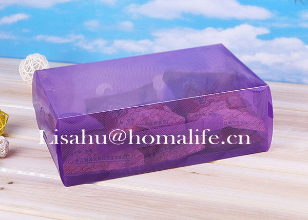 Multi-function nice shoes trinket box with clear top