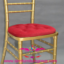 For chiavari chair button cushion