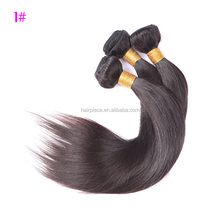 Several Colors Available 2016 Best Selling Silky Straight Wholesale Virgin Brazilian Hair