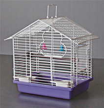 Small Travel Wire Bird Cage 033H