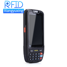 1D 2 D barcode scanning handheld mobile industrial android pda terminal