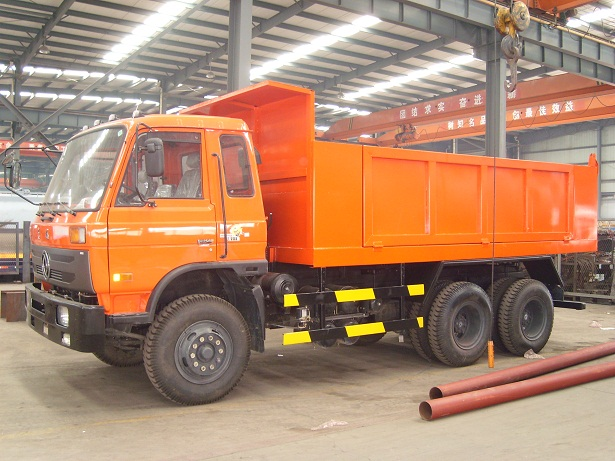 10 wheelers dumper truck price 210 hp 20 ton load