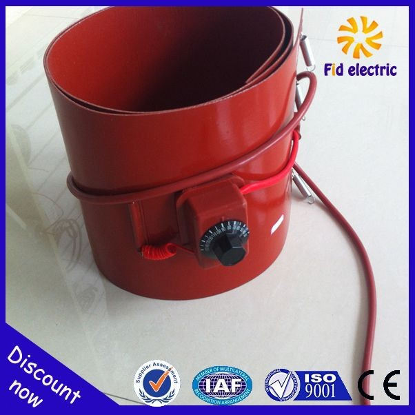 15 Gallon 20L Electric Silicone Drum Heater for Industrial Chemicals