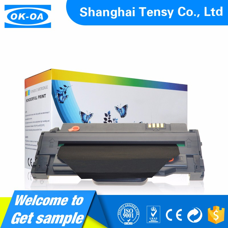 Not all cartridges are so nice but Tensy so nice MLT-D105L compatible toner cartridge for Samsung ML-1911 1915 compatible toner