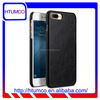 "New Snap Cover mini black PU Leather Case for Apple iPhone 7 Plus(5.5"")"