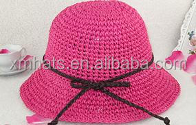 2015 New Hot Fashion hot-sale crochet tiger hat straw hat