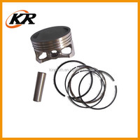 Wholesale factory price YX150cc motorcycle engine parts pistons assembly made in China