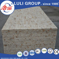 High quality B grade finger joint board from China Luligroup