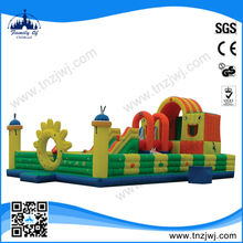 CE approved Kid games inflatable bounce castle jumping castle