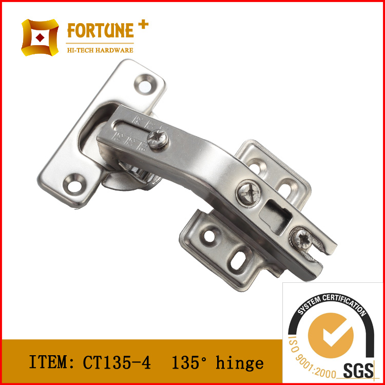 OEM good quality cabinet door hinge/profiled hinge/special hingle