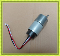 6mm shaft 37mm gearbox silent 37mm gearbox high torque dc 24v motor magnet encoder