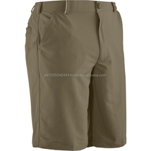 Military Gold Golf Shorts Light weight with button belt and side pockets in Available in different colors and sizes