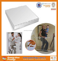 Metal baby safety door gate/pet friendly baby gate/child safety gate