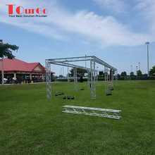 TourGo Aluminum Trade Show Truss Display for Exhibition