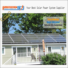 OEM 25years power guaranty 20kw solar panel system with professional solution