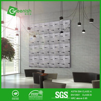 Energy Saving competitive acoustic wall panel 3d luxury modern