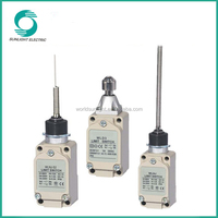 Industrial Control 1NC1NO WL series Aluminum Cast high precision touch limit switches