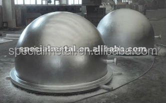 CSM customized iron casting slag with ASTM, BS, DIN standard with ISO9001:2008
