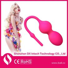 Kegel Exercise ball Female Vibrator, medium long stimulating vibrator sex toys in india for men
