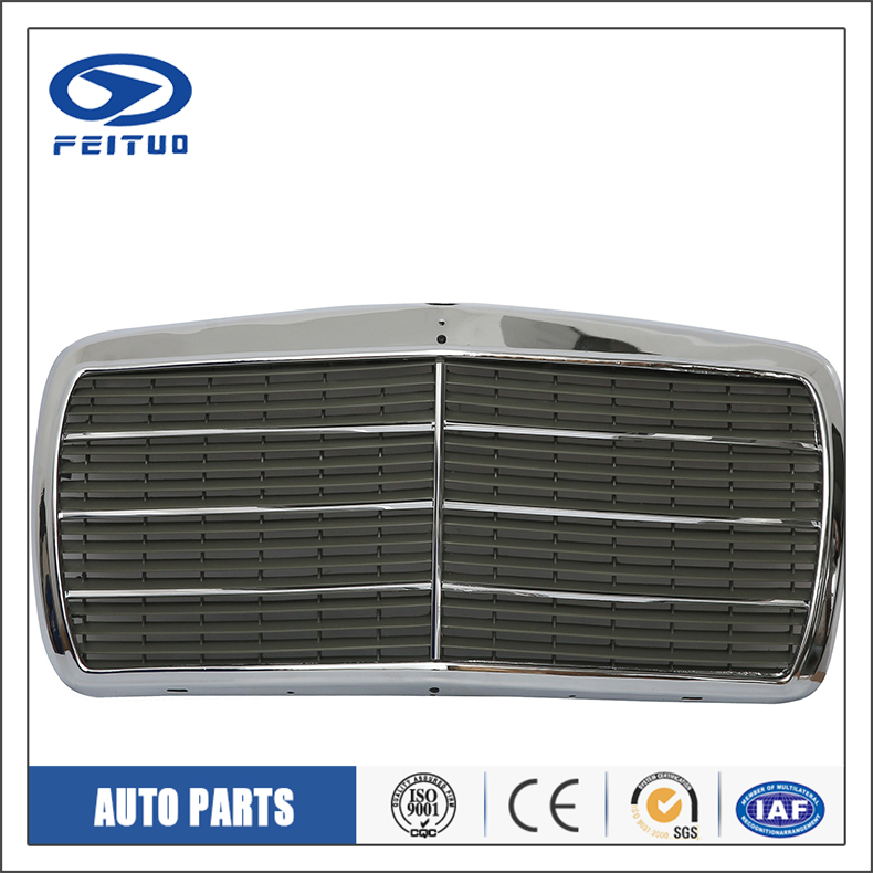 PLASTIC material Hot customized car front grille sale for Benz W123 1976-1984 123-8800183