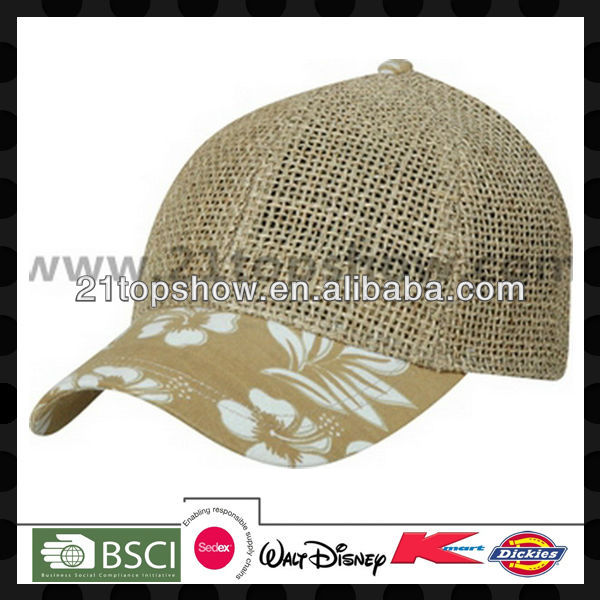 promotion cap straw cap summer hat