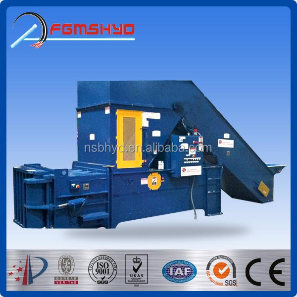 Hydraulic driven type China factory made waste management environmental and recycling wheat straw baler equipments