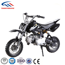 110CC Dirt Bike 4-Stroke Engine Type Mini Pocket Bike Motorcycle