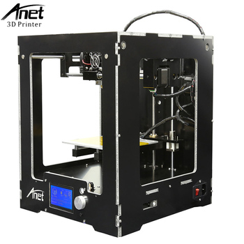 New Arrivals 2018 Eco Friendly multicolor Digital Printing Eco Solvent Anet FDM 3d Printer For Sale