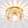 G9 Halogen Lamp Crystal Downlight Hot