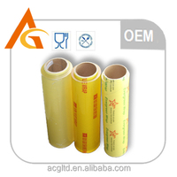 Micron PVC Cling Film For Food Wrap for household use