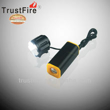 TrustFire new design D011 bicycle light 3 XM-L 2 led light 2100lumens rechargeabke Bike Light original factory from China