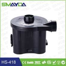 GS approved 4D battery operated air pump