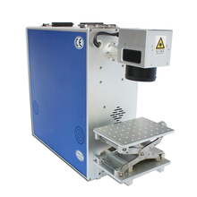 Ring inside and outside marking good 20w fiber laser marking machine price for sales