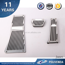 Gas and brake pedal(AC type) Auto Accessories For BMW X5 E70 F10 2007+ From Pouvenda