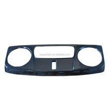 Carbon fiber engie cover for Porsche 981